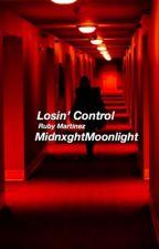 Losin' Control • Ruben Martinez by MidnxghtMoonlight