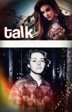 Talk | Carl Gallagher by daylenmota