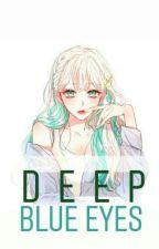 Deep Blue Eyes by CYTiX25