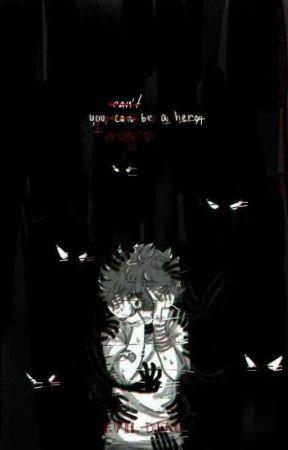Evil Deku  by numbingconscious