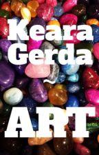 KearaGerda ~ Art by KearaGerda