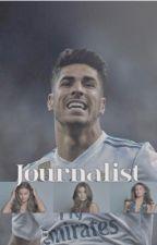 Journalist • Marco Asensio by funkwav
