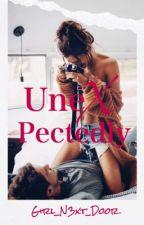 Unexpectedly   by hubibeere