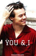 You & I [H.S.] by MellisDreams