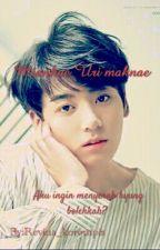Mianhae Uri maknae  by Revina_korompis