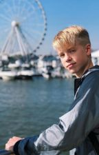 Carson Lueders by -CarsoNLuederS