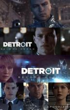 Detroit: Become Human Imagines by MarriedToDarylDixon