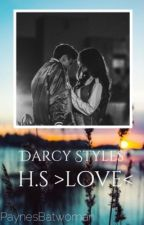 Darcy Styles // h.s/l.p 》Love《 [On Hold] by PaynesBatwoman