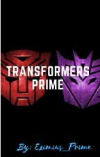 Transformers Prime One shots by Eximius_Prime