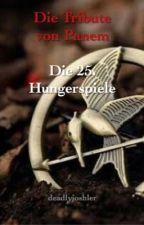 Die Tribute von Panem- Die 25. Hungerspiele by deadlyjoshler