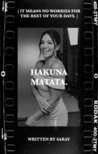 HAKUNA MATATA ◦ STEVE ROGERS by estreIIas