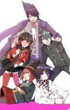 Despair Love ( Une Fanfiction DanganRonpa V3 sans SPOIL ) by MasaKaito