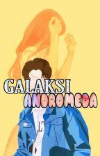 GALAKSI ANDROMEDA by miarusda