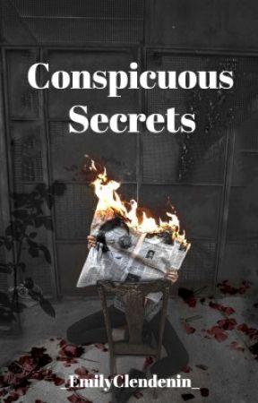 Conspicuous Secrets by _EmilyClendenin_