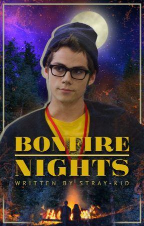 Bonfire Nights {Stuart Twombly au} by Denise89