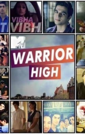 Warrior high the unfinished story by imaginedragons4216