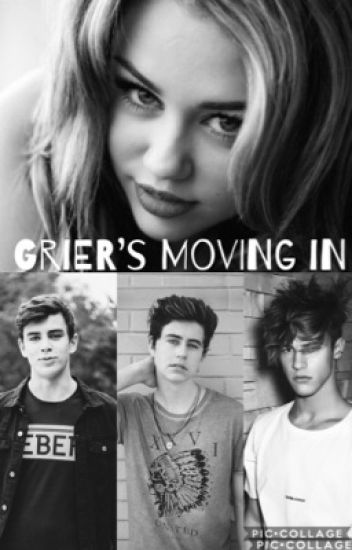 Griers moving in (Hayes Grier)