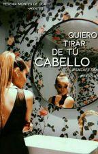 Quiero Tirar De Tú Cabello ; Lutteo #Fetish2 by YessyMG