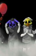 Balloons [Missing Children] [FNaF] by Crustalllllllll