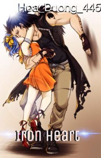 Iron Heart  ~The Unforgettable Series of Fairy Tail <3 ( Gale ) Book: 1