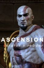 ascension - Kratos x reader by notdowntoearth