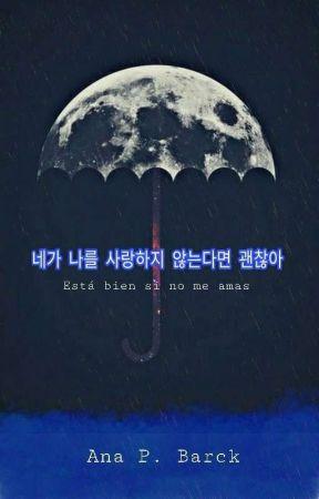 Está bien si no me amas 💔 RM; BTS by PBarck