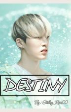 DESTINY | KIM HANBIN  by Stella_Rose00