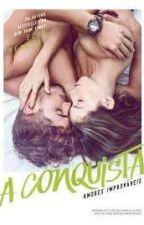 A conquista - Elle Kennedy vol 4 by ThayzaGabrielly