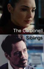 The Carbonell Siblings by ICantPickAFavFandom