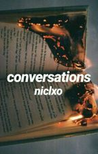 conversations // prinxiety ✔ by niclxo