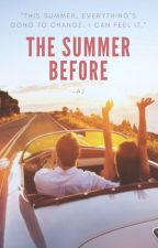 The Summer Before by Andi-Jo