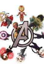Avengers Little Sister preferences & imagines  by SpaceCh1ld