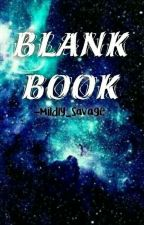 Blank Book by mildly_savage