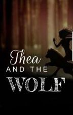 Thea & The Wolf  by EastEgg