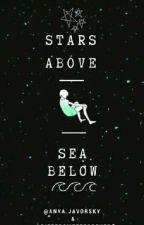 Stars Above, Sea Below by AnyaJavorsky