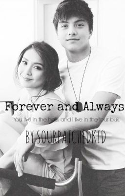 Forever and Always.  ❤