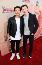 Not Just Friends | Cameron Dallas and Shawn Mendes Fanfiction by speakingofgirls
