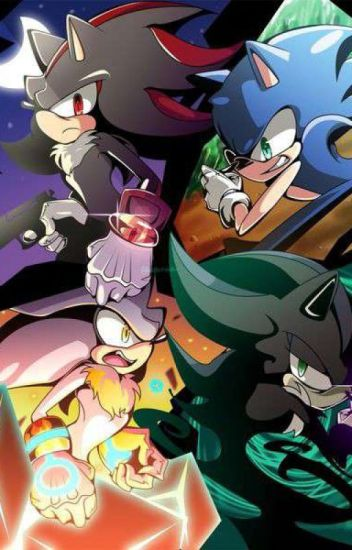 A Different World (Sonic Various X Reader) [Under Heavy Editing]
