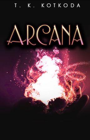 Arcana. by Kotkoda
