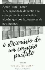 O dicionário de um coração partido by SibeleOliveira0