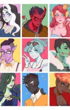 Monster Prom Preferences & One-shots! by Buffsuki_7
