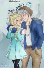 Jack Frost y Elsa [Editando] by mrveldc
