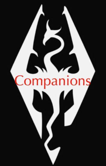 Skyrim The Companions Drakath Wattpad