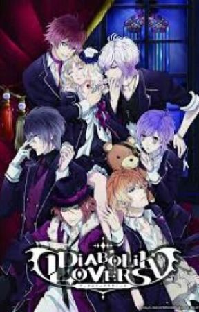 diabolik lovers x brother by Diabolikcreature1