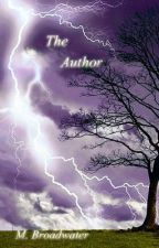 The Author by mbroadwater