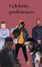 Celebrity preferences  by JaylonRose