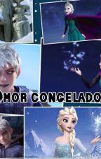 Amor congelado |Elsa y Jack| 1º,2º TERMINADO by MyIdols12
