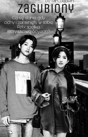 Zagubiony || Lee Felix by Min_SooRin