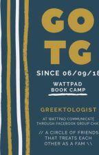 Geek Of The Greeks Book Club [OPEN/VERY ACTIVE] by Greektologist