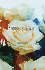 Sprüche ♡ by world90